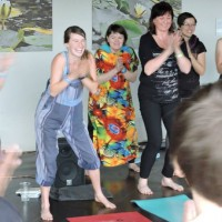 Yoga and Dance Spring Festival Ostrava :o)